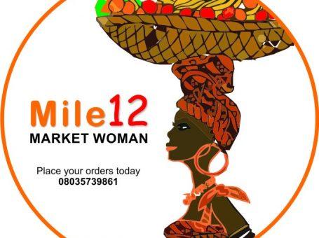 Mile12 Market Woman